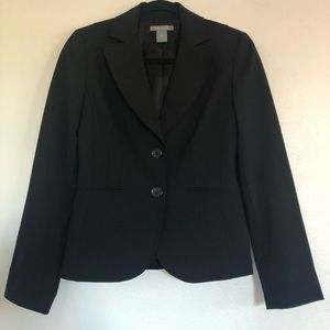 Ann Taylor Black Extra Small Career Blazer.